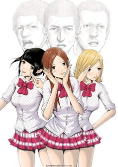 Backstreet Girl Sub Indo : backstreet, Backstreet, Girls, Gokudolls, Ideas, Street, Girl,, Anime,, Manga