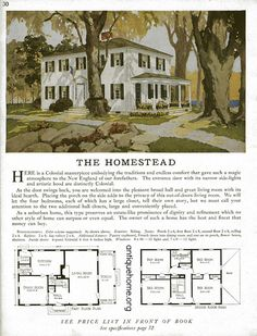 Sterling Kit House - The Homestead | Flickr - Photo Sharing!