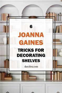 Decorating shelves can seem easy to do until you try it. I have some great ideas and tips for you to get the farmhouse style look like Joanna Gaines on your open shelving! I go over how to use a mirror, how to layer and much more! So get the Fixer Upper look now! #Homedecor #Farmhouse #JoannaGaines