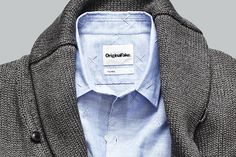 Very clean garment shot.  Nice way to show the product.
