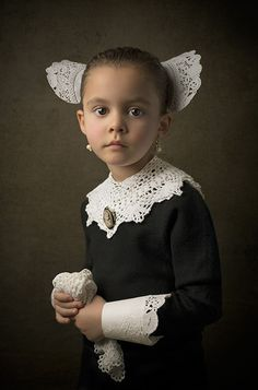 Doilies In Delft by © Bill Gekas Photography