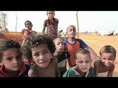 A glimpse into Mentao Refugee Camp - #BurkinaFaso #Sahel