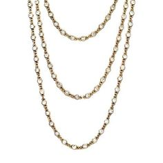 The Perfect Gold Necklace