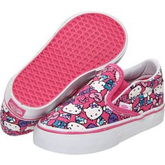 3009fd667465 Hello Kitty Vans Vans Toddler Shoes