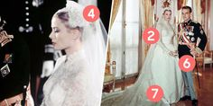 It's made up of 10 different parts, including three special petticoats.