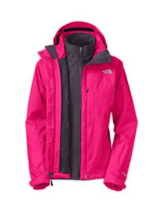 The North Face Women's Jackets & Vests WOMEN'S CONDOR TRICLIMATE JACKET