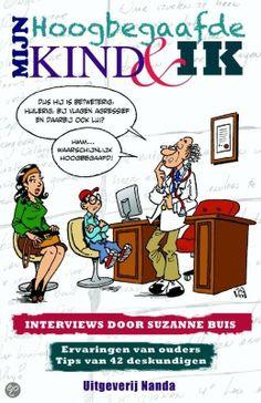 Voor dit boek interviewde schrijfster Suzanne Buis, zelf hoogbegaafd, tien ouders van meer- en hoogbegaafde kinderen. Hoe hebben zij het ontdekt en wat hebben zij na de diagnose ondernomen? De interviews zijn aangevuld met tips van 42 deskundigen.