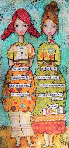friends love.... Brenda Figueroa