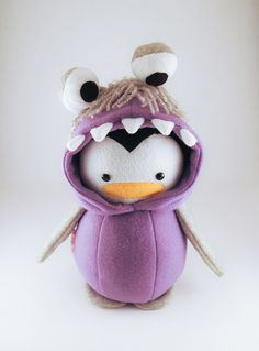 Boo ~ Monsters Inc. Penguin