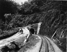 'Lubang kalam' Lembah Anai, circa 1880.