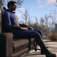 Fallout Costume, Costumes, Dress Up Clothes, Fancy Dress, Men's Costumes, Suits