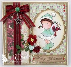 Cards made by Chantal: CCWS #43 - Merry Christmas