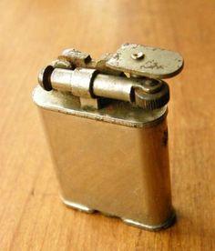 Very Old Polo Lift Arm Pocket Petrol Cigarette Lighter 1920s | eBay