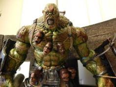 Super Mutant Behemoth (Fallout 3) (Fallout) Custom Action Figure