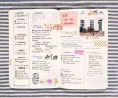 studyrose:   february 24 // 18:38 here's my spread... - get shit done o'clock