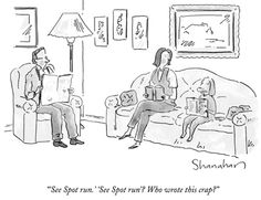 The Daily Glean: Crowd-sourced cartoons: The New Yorker caption contest