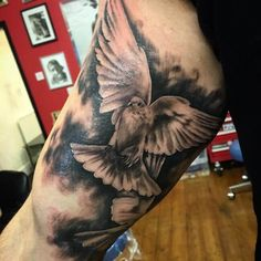 Bicep Tattoos for Men - Ideas and Inspiration for Guys