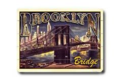 Arte - Brooklyn Bridge : Posters and Framed Art Prints Available
