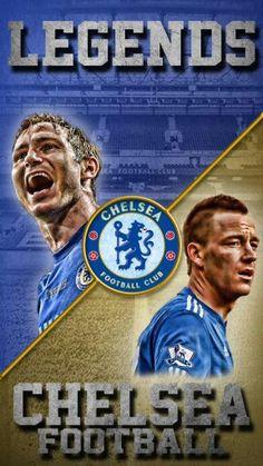 FRANK LAMPARD and JOHN TERRY Club Chelsea, Chelsea News, Chelsea London, Football Art, Chelsea Football, Football Players, Real Soccer, Soccer Fans, Chelsea Fc Wallpaper