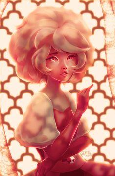 Steven Universe Pink Diamond Palanquin
