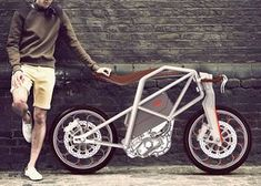KTM Ion Concept Motorcycle for Urban Environment