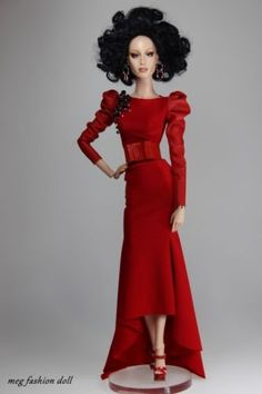 *Meg* outfit for Sybarite/FR16/Fashion Royalty16/Sybarite Gen X \'\'XIV\'\'
