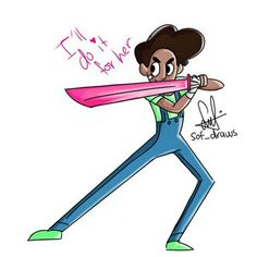Genderbend Connie from Steven Universe by ArtsBySofia.deviantart.com on @DeviantArt