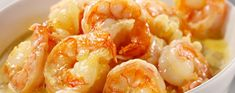 Scampi met curry | Campina.be