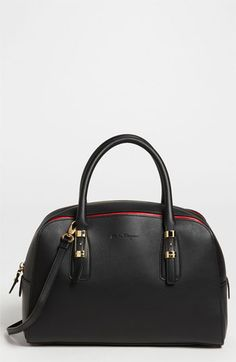 Black Leather Crossbody Bag by Salvatore Ferragamo. Buy for $1,950 from Nordstrom