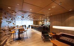 Momofuku restaurant by James K.M. Cheng & The Design Agency, Toronto bar and restaurant