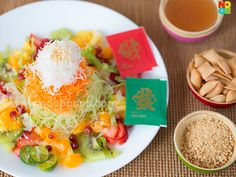 Fruits Yu Sheng Recipe