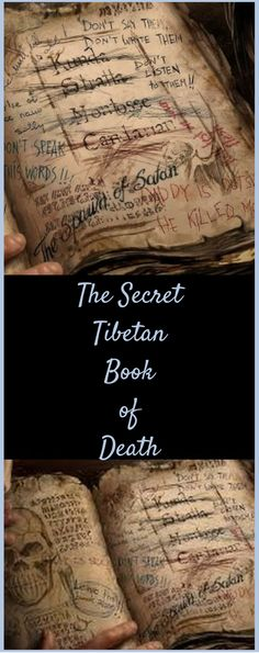 The Tibetan Books of the Dead are a diverse collection of Buddhist scriptures that yield valuable insight into the psychology of death and dying