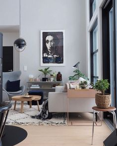 An Inspiring Finnish Home With an Element of Surprise
