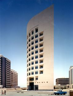 Shapely Smith-Gill building in Bahrain
