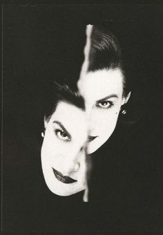 rhade-zapan:    (picture of) Paloma Picasso by David Seidner