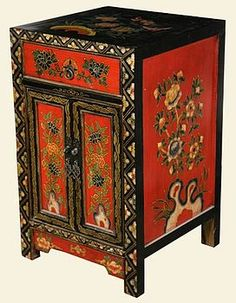 definitely doing some chinese painting on furniture some day