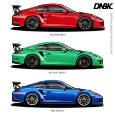 Signal Green won the last round so for this round of which would you rather let's go CRT and pick from Guards Red Signal Green or Aqua Blue. Which would you rather? Prints available at  Dirtynailsbloodyknuckles.com  Link in profile  #porsche #911 #porsche911 #porscheart #991 #gt3 #911gt3 #gt3rs #991gt3 #911gt3rs #rs #gt3 #porschegt3 #991911 #automotiveart #illustration #carart #automotiveillustration #aquablue #signalgreen #guardsred #porschemotorsport #motorsport #voodooblue #911artwork…