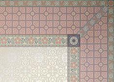 Bradbury Victorian Art Wallpaper | Woodland Roomset In Ashes Of Rose