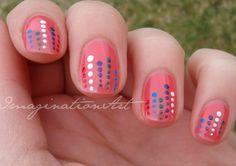 nail art pois decorazione unghie
