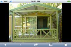 Back porch idea?