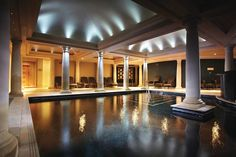 We're dreaming at the Alexander House Hotel & Utopia Spa in Turners Hill, Sussex, UK