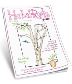 Herbal roots magazine for kids, free issue and free beautiful calendar