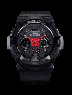 G-Shock x Supra Vaider Collaboration Casio G Shock Watches 00eea6ef78