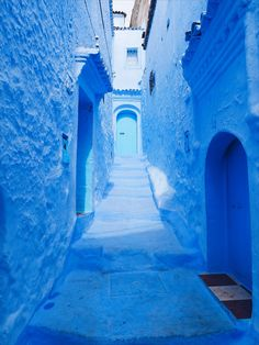 Travel Report: Chefchaouen, Morocco's Blue City | Omni Curated