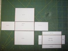Cartonaggio lesson number 3, scatola con coperchio (http://blog.asi-italia.org/)