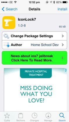 A new security-enchancing tweak for iOS, check it out