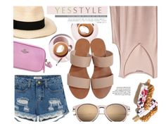 """""""YESSTYLE.com"""" by monmondefou ❤ liked on Polyvore featuring H&M, Eugenia Kim, Tiffany & Co. and Martha Stewart"""