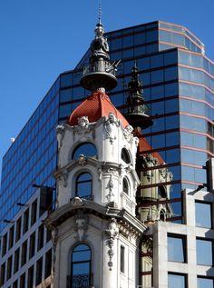 Cupulas de Buenos Aires: Mirador Massue.-