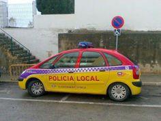 policías cívicos dando mal ejemplo de apacar