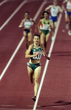 19 Aug Sonia O'sullivan of Ireland wins Gold in the womens at the European Championships in the Nepstadion, Budapest, Hungary. European Championships, Budapest Hungary, Athletics, Irish, Ireland, Inspirational, Running, History, People